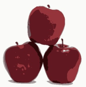 Three Apple Panto
