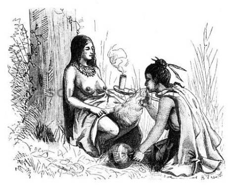 Native American Indian Midwifery, 1877